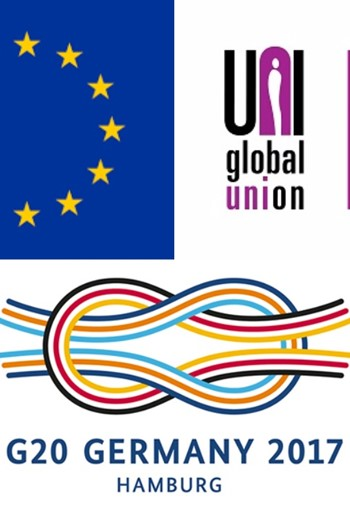 G20 and EU take up UNI Demands