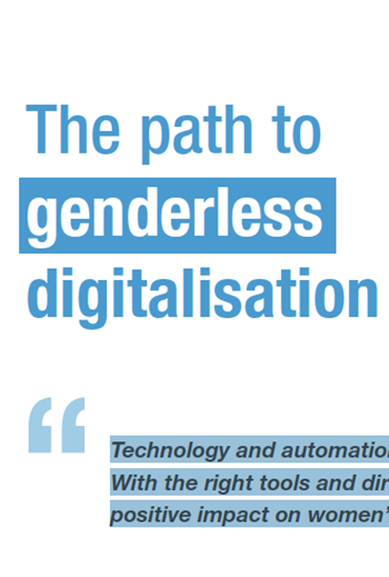 Genderless Digitalisation