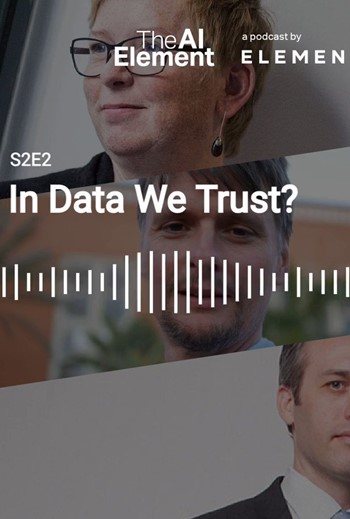 Podcast: In Data We Trust?